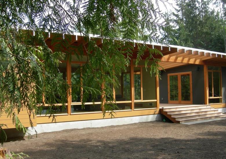 v c architects portfolio residential whidbey