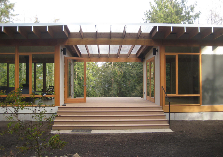 Genial Whidbey Cabin