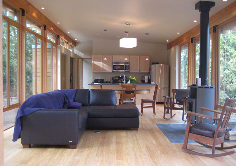 Whidbey Cabin